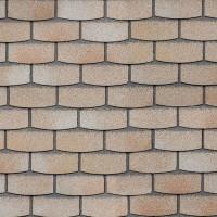 Плитка фасадная ТН HAUBERK камень травертин 2 м²