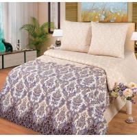 Комплект постельного белья MILANIKA Виолетта двуспальный, поплин