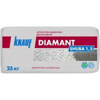 Штукатурка декоративная Knauf Диамант шуба 1.5 мм 25 кг