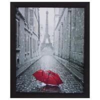 Постер в раме 40х50 см «Зонт»