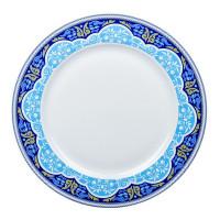 Тарелка обеденная Dasen Лазурный орнамент DNNB0002-2