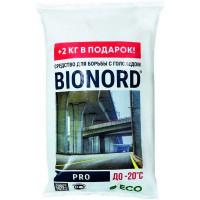 Антигололедный реагент Бионорд Pro 12 кг