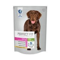 Сухой корм PERFECT FIT для собак средних и крупных пород старше года, с курицей, 800г