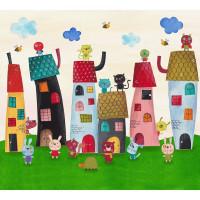 Фотообои Barton Wallpapers Детские K12603 300х270 см