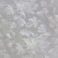 Пленка самоклеящаяся «Листья» 9107, 0.45х2 м, витраж, цвет серый