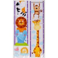 Наклейка 3D «Животные» POA 3205