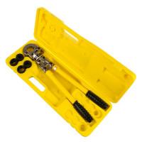 Комплект пресс-инструмент (насадки, для опрессовки гильз, пресс-соединителей, трубопроводных систем)