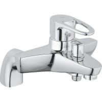 Смеситель для ванны GROHE 33540001Gr Europlus