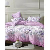 Комплект постельного белья двуспальный Текстильная лавка Элегант , микрофибра
