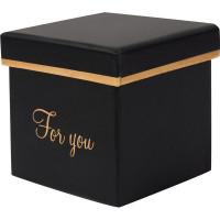 Коробка для цветов Симфония 8x8 см
