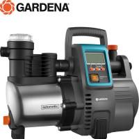 Насос садовый поверхностный Gardena 6000/6 LCD inox