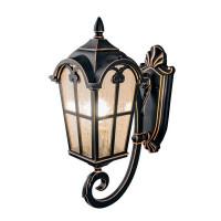 Светильник уличный декоративный Elektrostandard Mira U черное золото