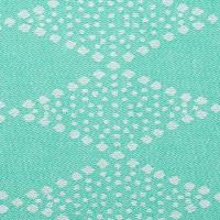 Скатерть Текстильная лавка Ажур зеленый 155х155 см
