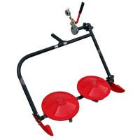 Роторная косилка для мотоблока «Заря»