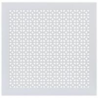 Экран для радиатора Сусанна 60х60 см, цвет белый