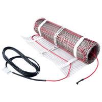 Нагревательный мат для тёплого пола Devi 375 Вт, 2,5 м2