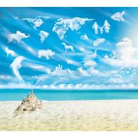 Фотообои Barton Wallpapers K15603 270х300 см