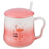 Кружка Lefard Фламинго 155-293, 455 мл