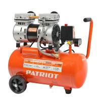 Компрессор безмасляный Patriot WO 24-260S, 24 л 260 л/мин 1.5 кВт