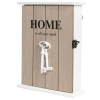 "Ключница закрытая ""34;Все для дома ""34;, 19x6x26 см"