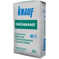Штукатурка цементная Knauf Грюнбанд теплоизоляционная 25 кг