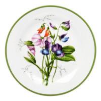 Тарелка десертная Dasen Душистый горошек DNDS-18D012-3