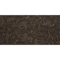 Декор «Наоми» 19.8x39.8 см цвет коричневый