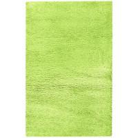 Ковёр «Шагги Тренд» 1х2 м полипропилен цвет зелёный