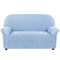 Чехол для двухместного дивана Еврочехол Сиена 34/198-2, от 100 до 150 см