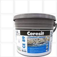 Затирка эпоксидная Ceresit CE89 801 цвет белый 2.5 кг