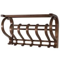 Настенная вешалка Мебелик 2254 56х70х35 см