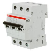 Выключатель автоматический ABB 3 полюса 20 А