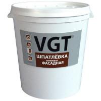 Шпаклёвка фасадная VGT акриловая 50 кг