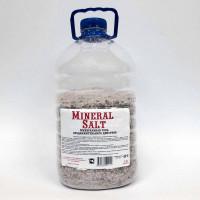 Противогололедный реагент Минеральная соль, 5 кг