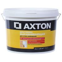 Шпатлевка выравнивающая для сухих помещений Axton 15 кг