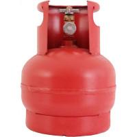 Баллон бытовой газовый ВМЗ с вентилем ВБ-2 5 л