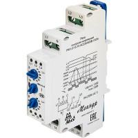 Реле контроля трехфазного напряжения РКН-3-15-15