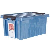 Контейнер Rox Box 8 л синий с крышкой