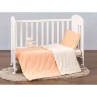 Комплект постельного белья «Ninna Nanna» в кроватку, трикотаж, 3 предм.