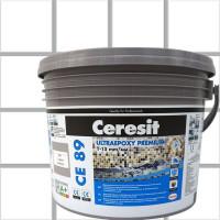 Затирка эпоксидная Ceresit CE89 цвет серый 2.5 кг