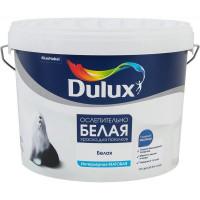 Краска для потолков Dulux Ослепительно Белая 10 л