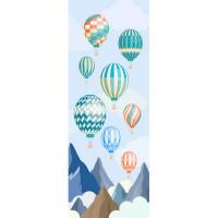 Фотообои Barton Wallpapers Детские K16601 100х270 см