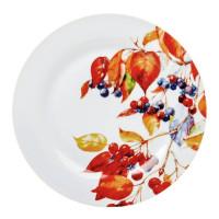 Тарелка десертная Dasen Осень DNDS-18D013-2