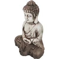 Фигура садовая «Будда молится» высота 34 см