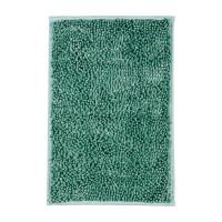 Коврик для ванной комнаты Lama 40x60 см цвет зеленый