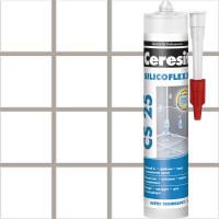 Затирка силиконовая Ceresit CS 25 07 цвет серый 280 мл