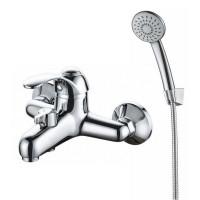 Смеситель для ванны и душа GROSS AQUA ARABIC 2500516C