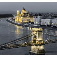 Фотообои Твоя планета ЗолотаяКоллекцция Будапешт12 291х272 см