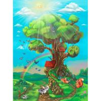 Фотообои Barton Wallpapers Детские K09002 200х270 см