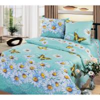 Комплект постельного белья MILANIKA Вдохновение двуспальный, бязь